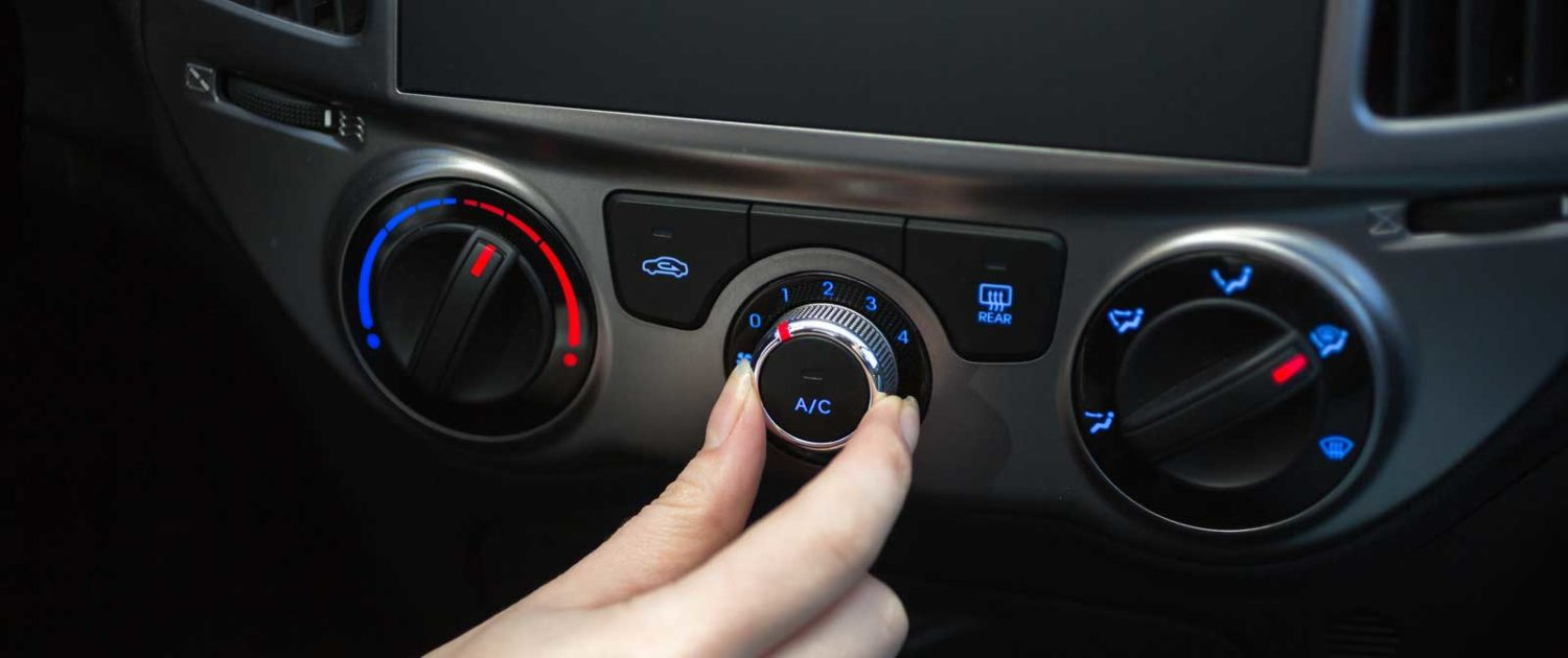 Car Heating & Cooling System